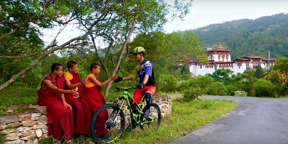 Bhutan Mountain Bike Tour