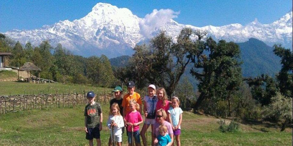 Nepal Fun and Family Tour