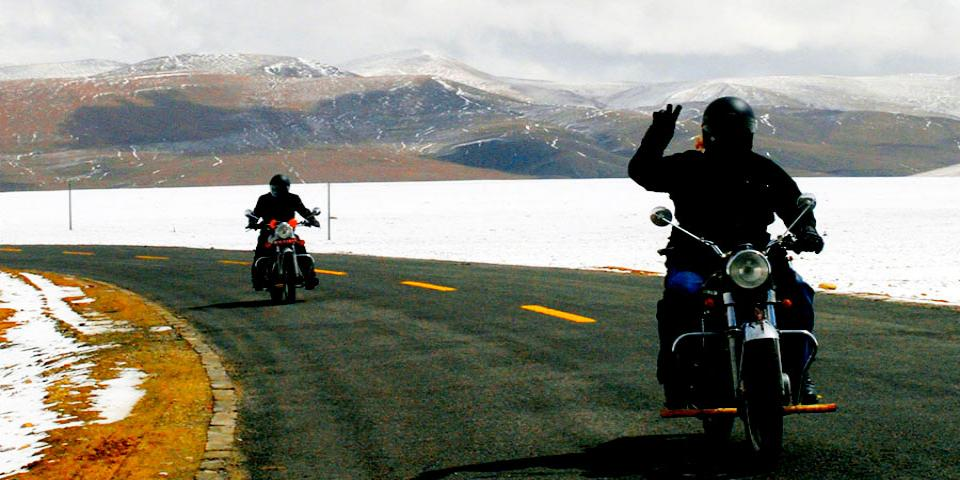 Kailash Motor Biking Tour