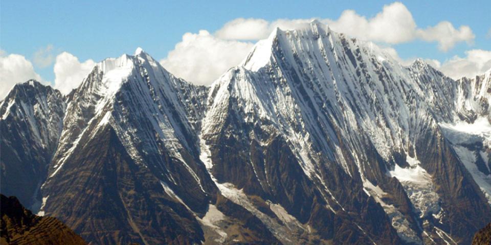 Kanjirowa Peak Climbing