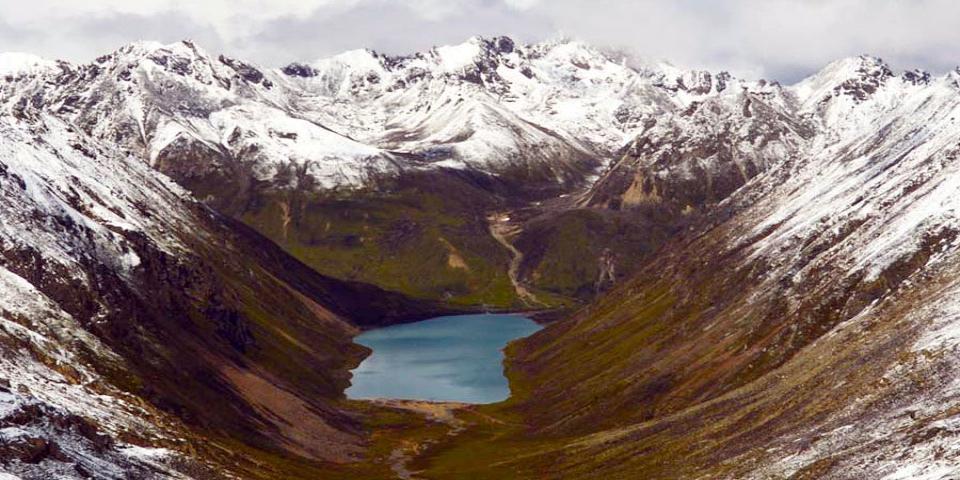 Lhamo Lhatso Oracle Lake Trek