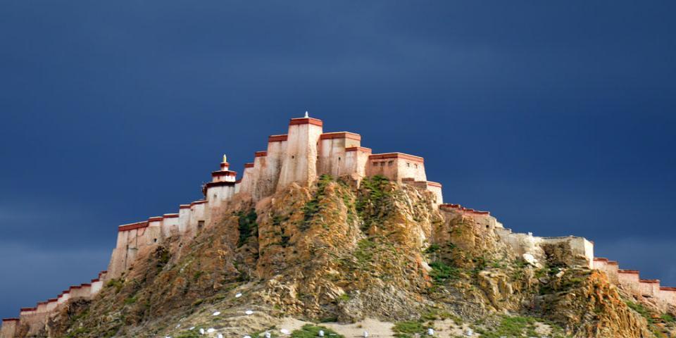 Lhasa Kailash Kathmandu Tour
