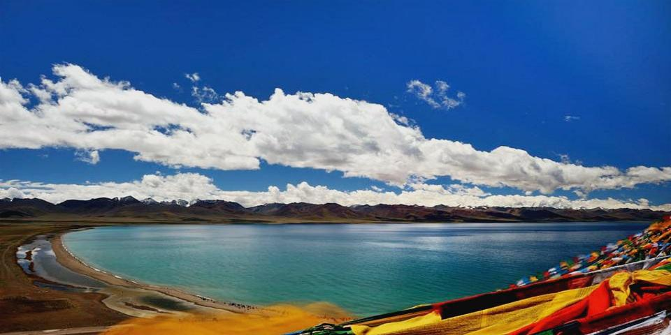 Lhasa and Namtso Lake Tour