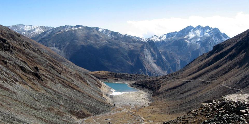 Simikot limi valley Kailash Trek
