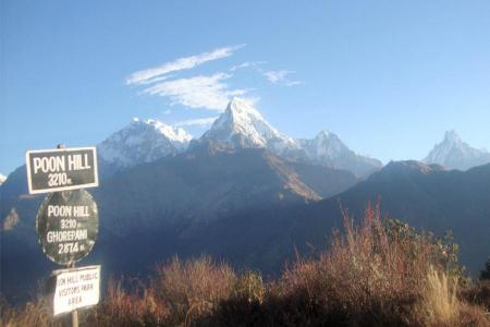 Annapurna View Pon Hill Trek