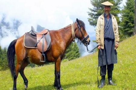 Bhutan Horse Riding Adventure