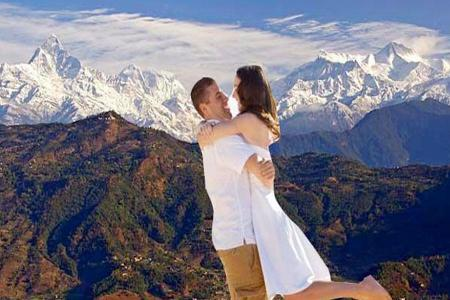 Luxury Himalayan Honeymoon