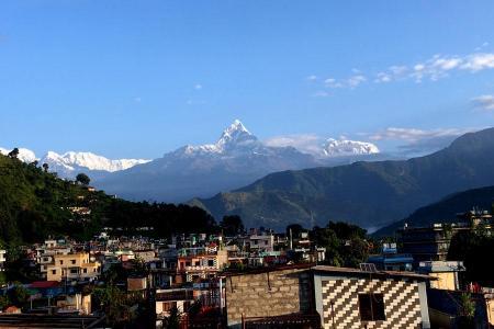 Nepal Himalayan View Tour