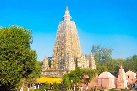 Nepal India Buddhist Circuit Tour