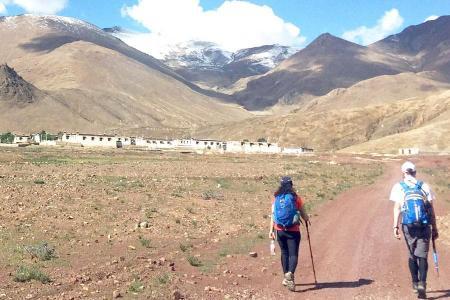 Shalu to Nartang Trekking