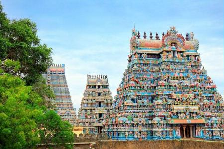South India Darshan & Exploration