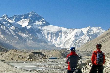 Tibet EBC Mountain Bike Tour