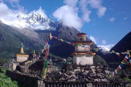 Tsum Valley & Ganesh Himal BC